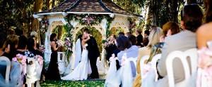 Twin Oaks Gardens Estate Wedding