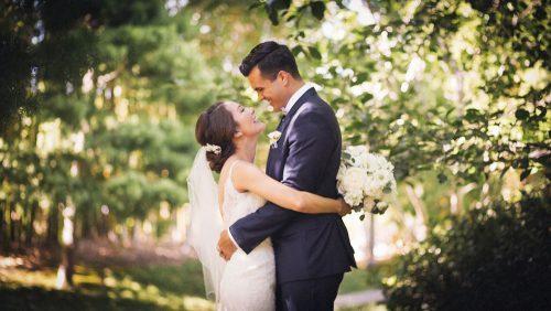 Japanese Friendship Gardens Wedding Video