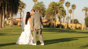Francis and Brian Wedding Video in San Diego