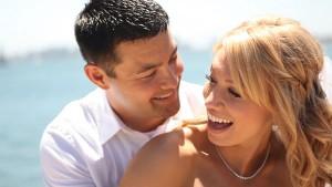 San Diego Wedding Videographer Admiral Kidd Club