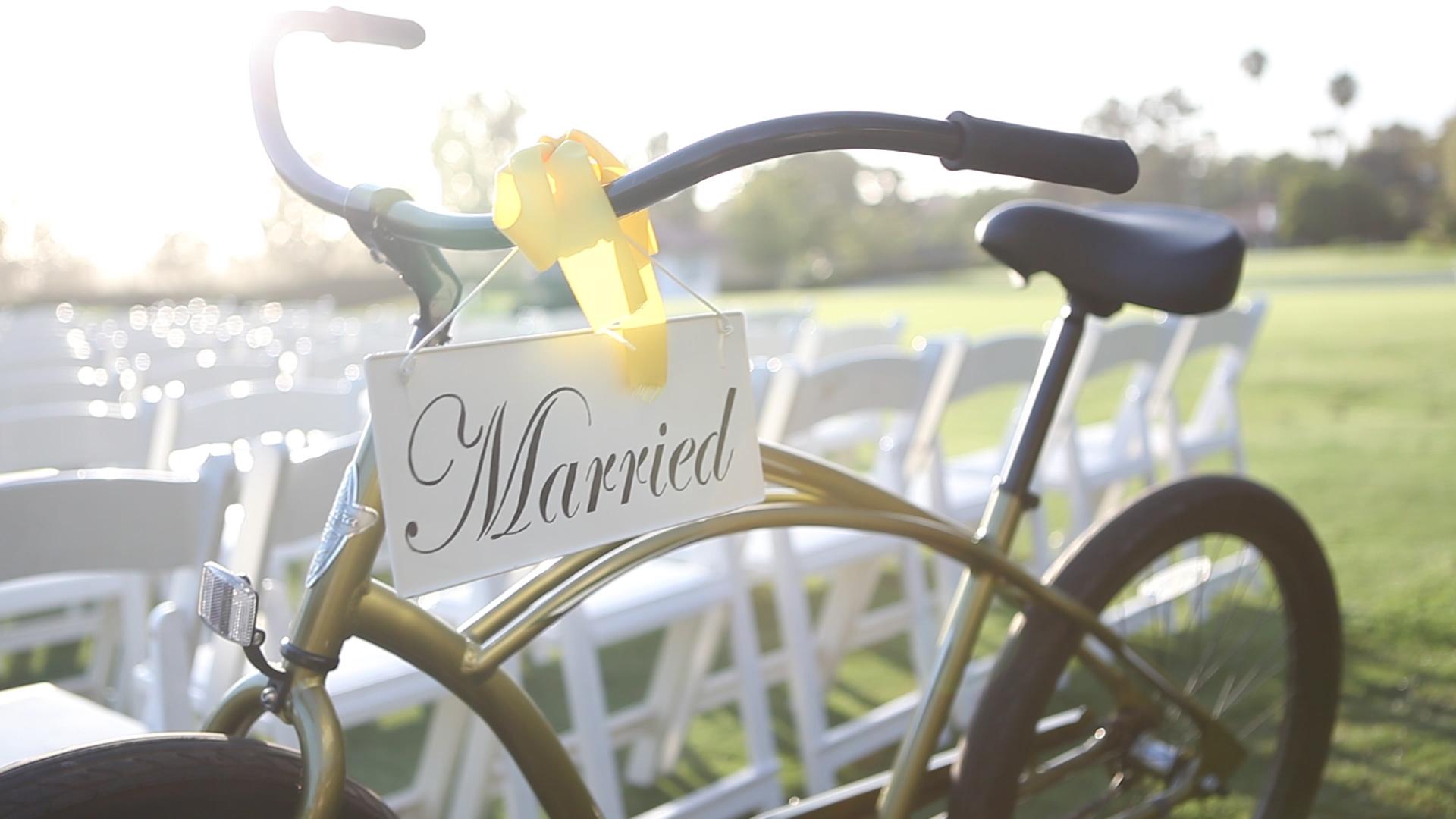 Julie & Marc Solona Beach Wedding