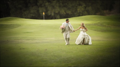 Temecula Creek Inn Wedding Golf Course
