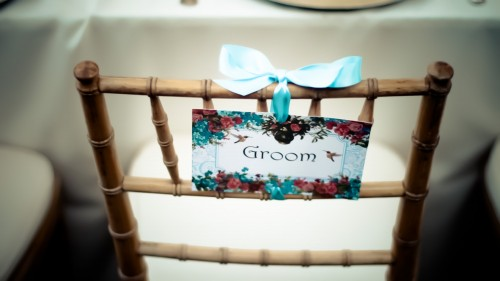 Groom Chair