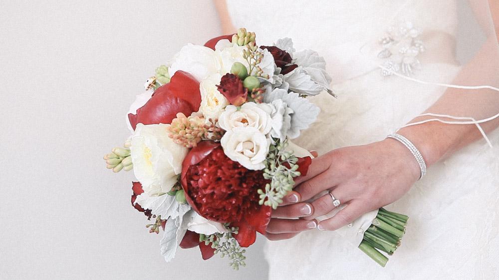 Bride Boquet Detail