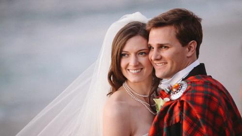 Scottish Wedding Video