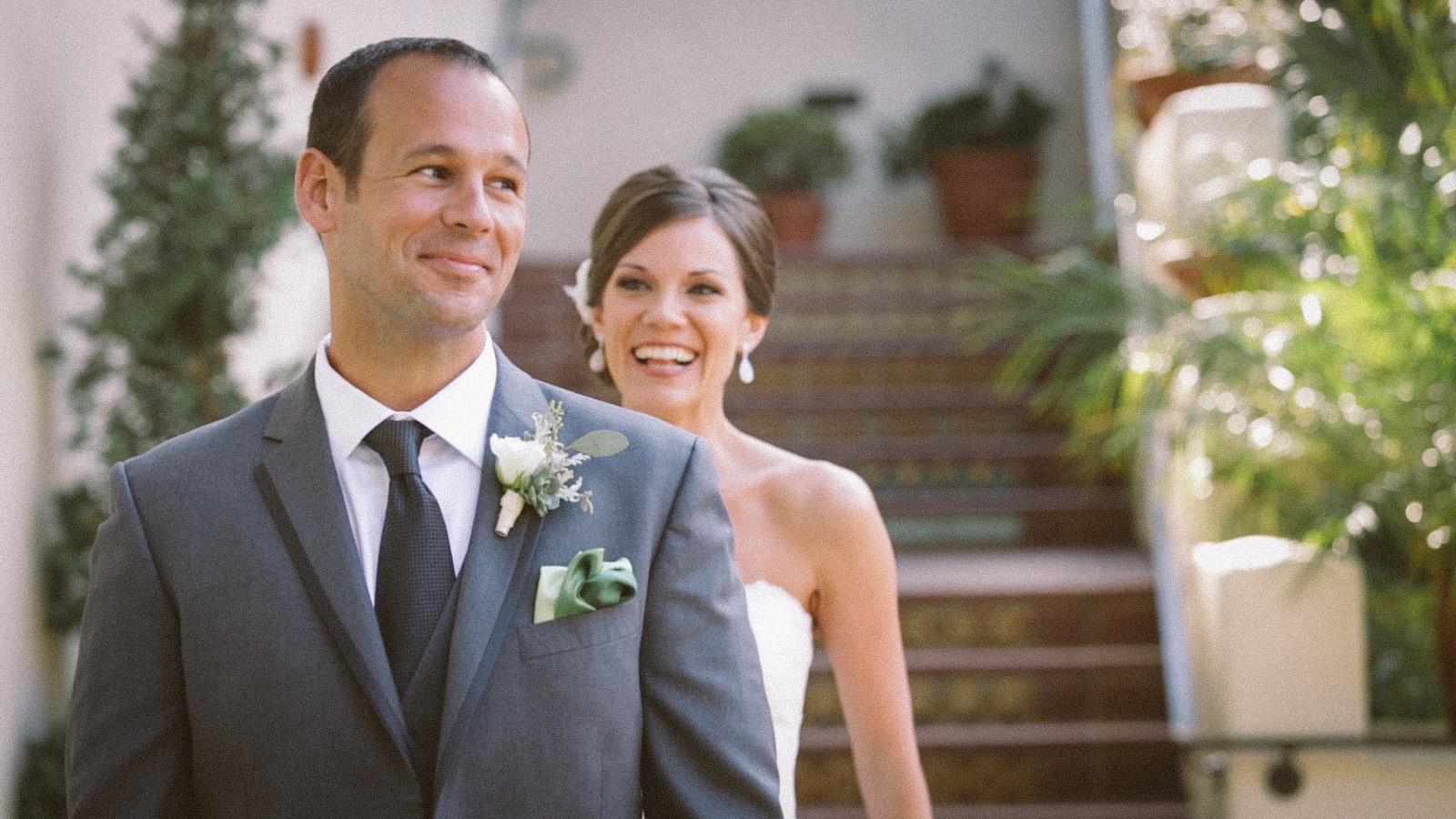Estancia La Jolla Wedding video