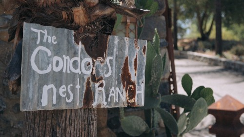 Condor's Nest Ranch Wedding