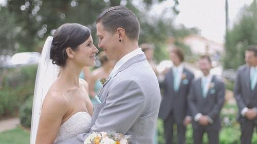 La Jolla Wedding Video