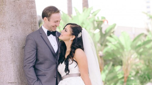 Wedding video at San Diego Bay Hotel