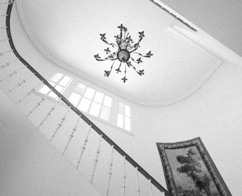 Darlington house ceiling