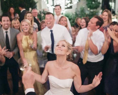Dancing Bride Darlington House La Jolla