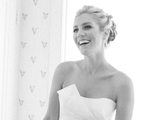 Bride La Jolla Wedding Video at Darlington house.