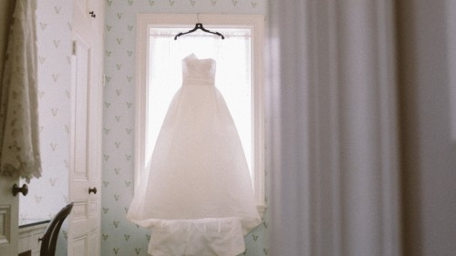 Wedding Dress Darlington house