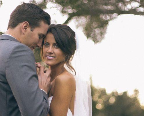 Lovely Mt Woodson Castle wedding video