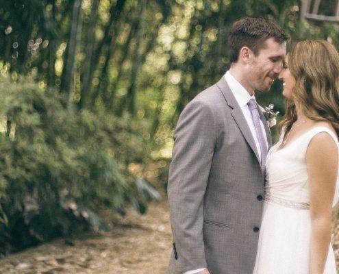 San Diego Botanical Gardens wedding video