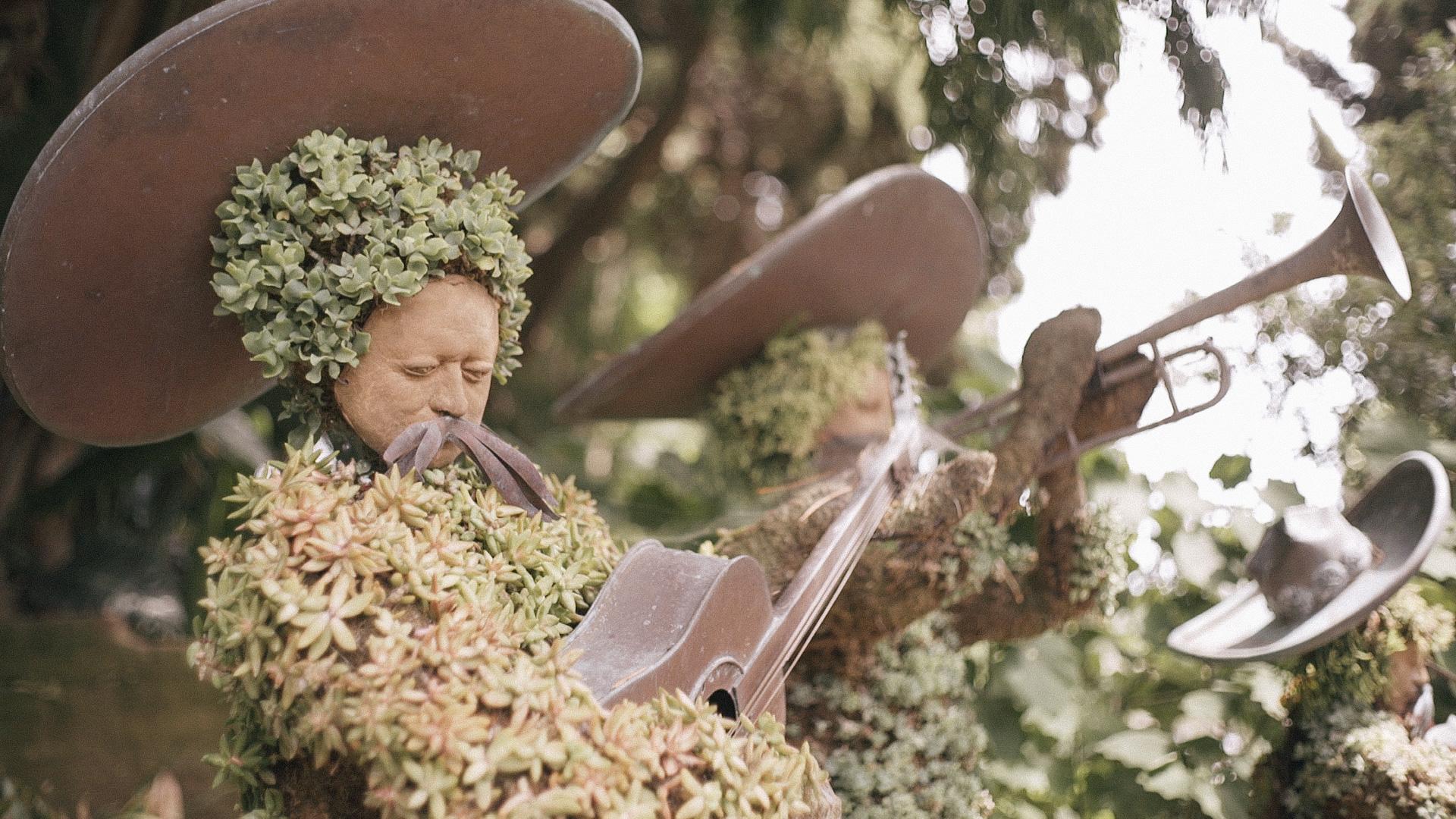 San Diego Botanical Gardens wedding | Lloyd Films