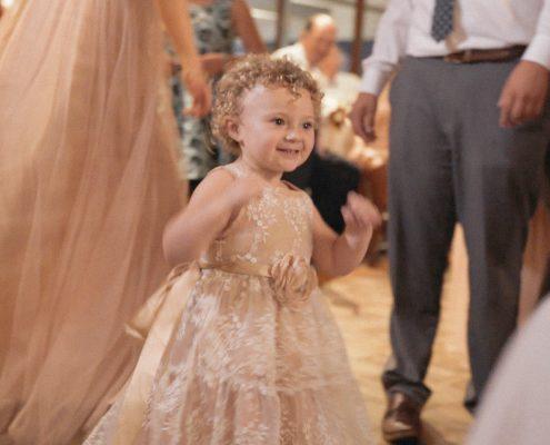 cutest kid on the dance floor
