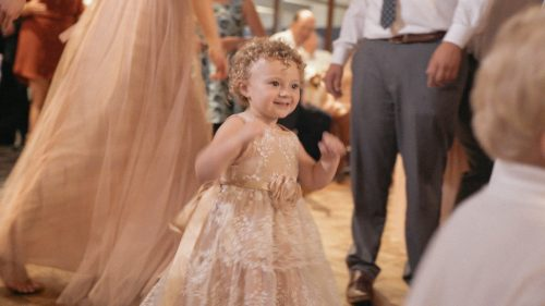 cutest kid on the dance floor