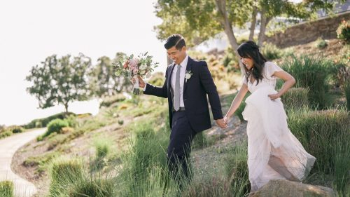 Crossings Carlsbad wedding