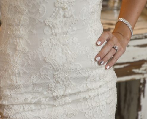 san diego wedding video bride