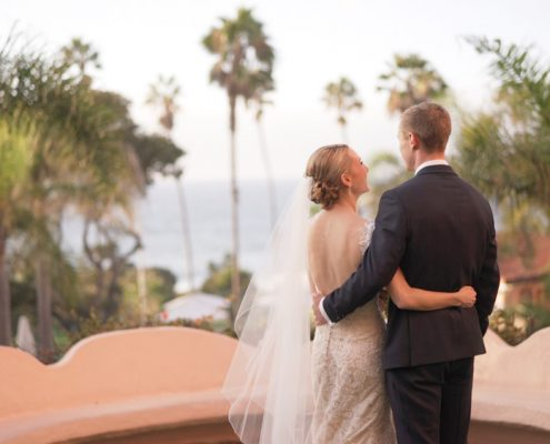 La Jolla wedding video
