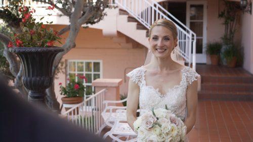 First look wedding video la jolla