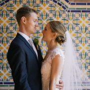 Bride and groom La Jolla Wedding Video
