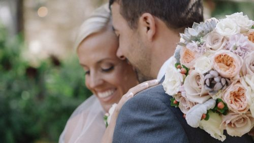 wedding video estancia close up