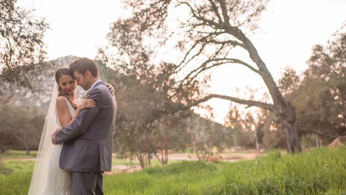 Mt Woodson Castle Wedding Video
