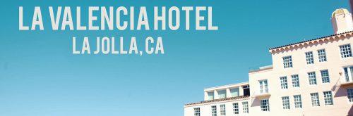 La Valencia Hotel Wedding Video