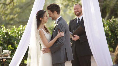 Mt Woodson Castle Wedding Ceremony