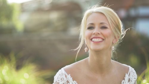 Bridal photos at Crossings at Carlsbad