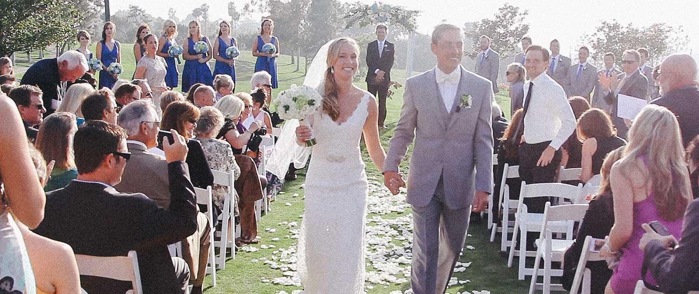 Lomas Santa Fe Country Club wedding video