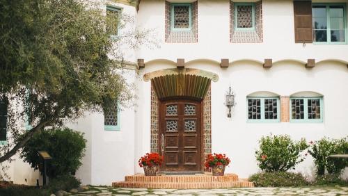 Adamson House Museum in Malibu wedding video